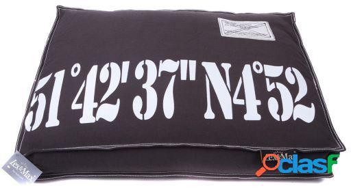 Lex & Max Cama Boxbed 51-42 Antracita