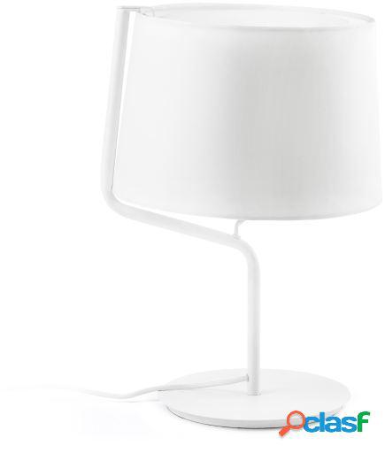 Lámpara de sobremesa Kilpi Blanco
