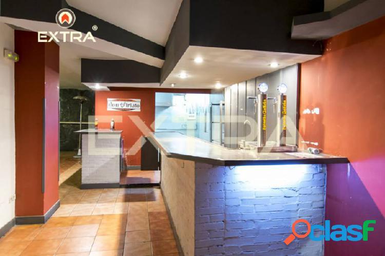 Local Comercial, con licencia de hostelería en pleno AZCA