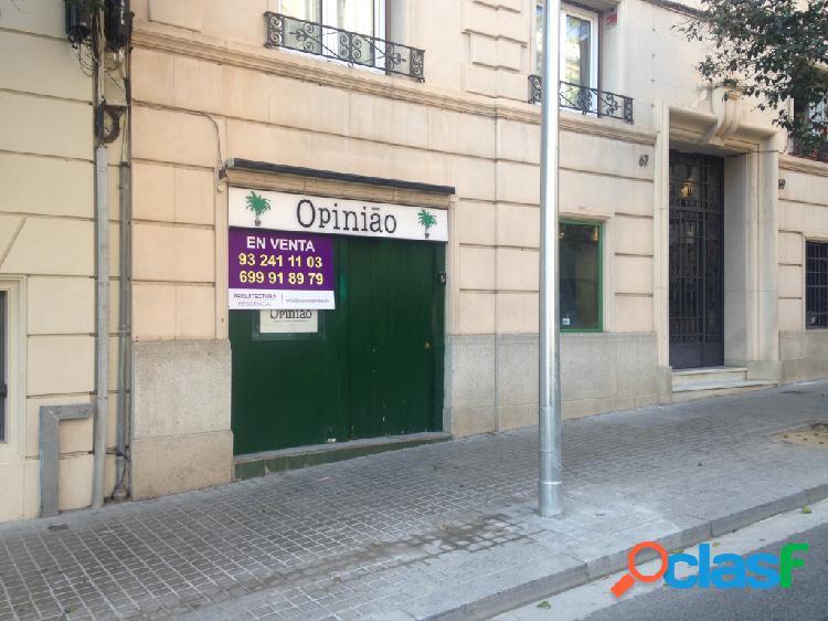 Local comercial en Alquiler en Barcelona Barcelona SANT