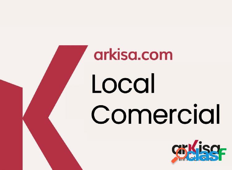 Local comercial en alquiler en El Ejido zona centro
