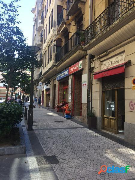 Local comercial en alquiler en Gros de Donostia San