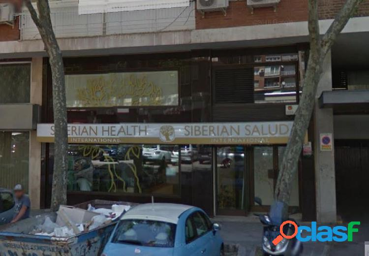 Local en alquiler en zona Bernabeu, Madrid.