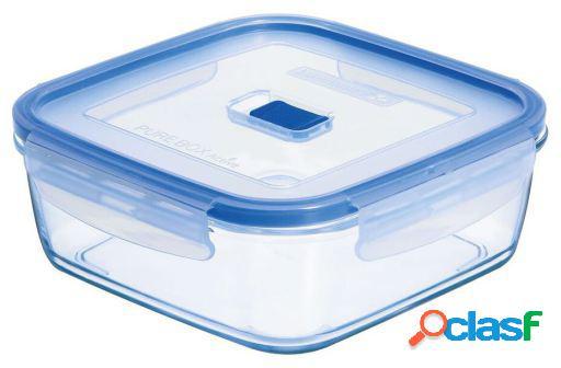 Luminarc Hermetico Cuadrado Pure Box Active 2.50 L