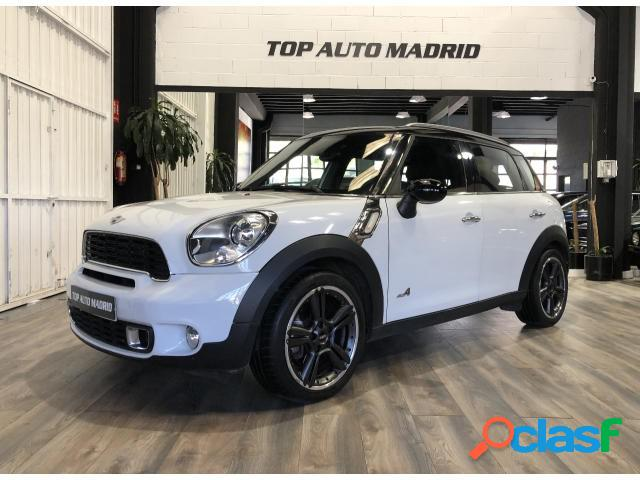 MINI Countryman gasolina en Rozas de Madrid (Madrid)