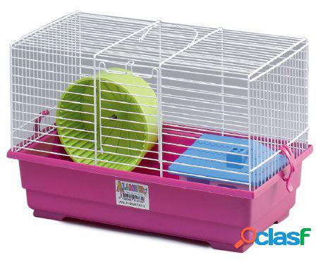 Mgz Alamber Jaula para Hamster 2
