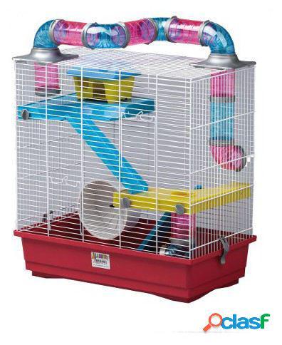 Mgz Alamber Jaula para Hamster 50-3 Star