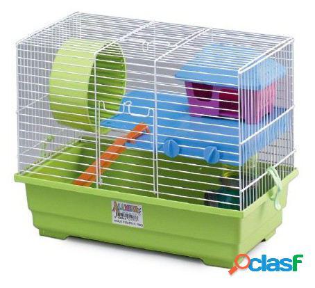Mgz Alamber Jaula para Hamster Piso
