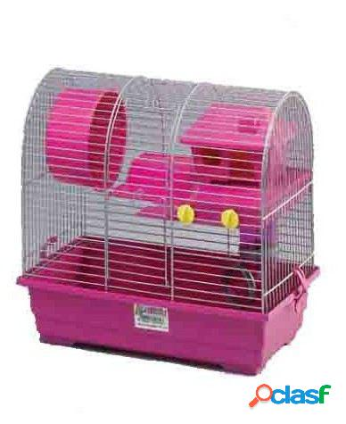 Mgz Alamber Jaula para Hamster Titi