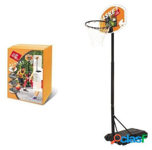 Mondo Canasta de baloncesto regulable