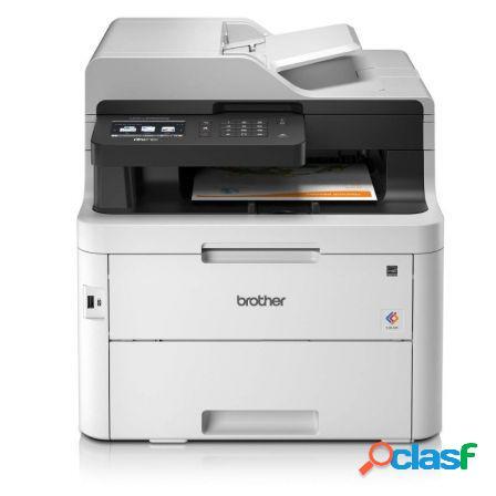 Multifuncion brother wifi con fax laser color mfc-l3750cdw -