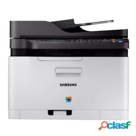 Multifuncion samsung wifi con fax laser color sl-c480fw -