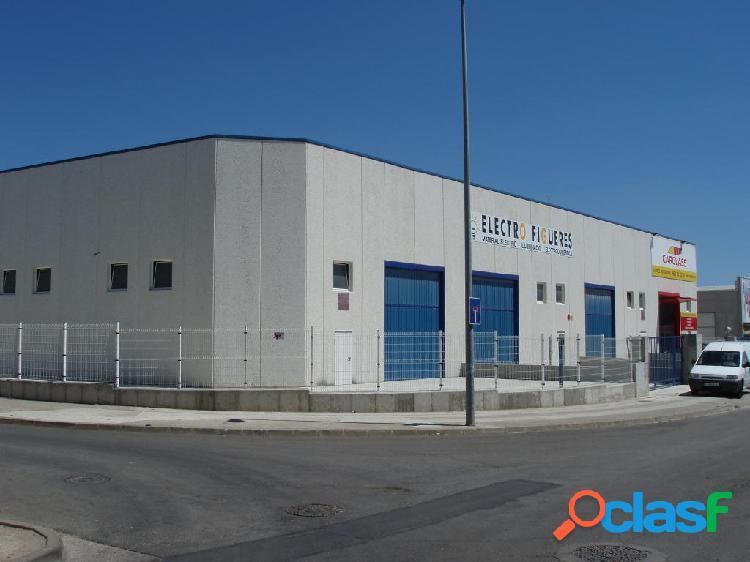 Nave industrial en Alquiler en Figueres Girona
