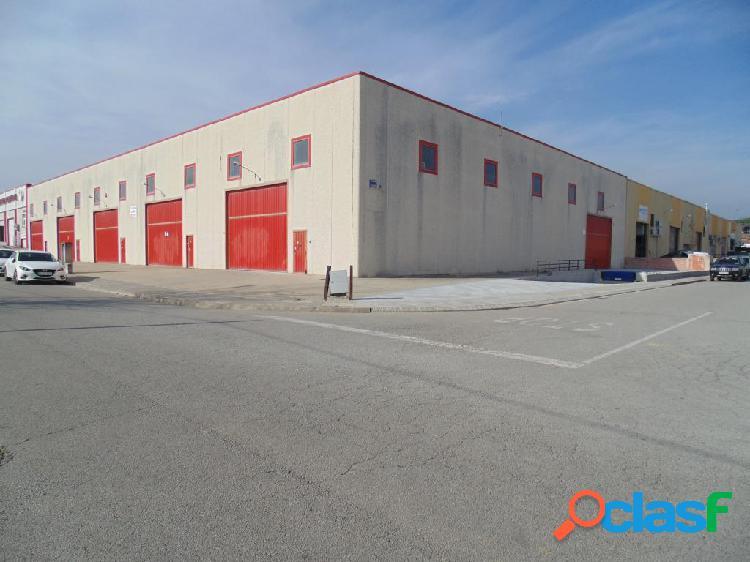 Nave industrial en Alquiler en Viabrea Girona