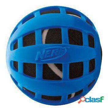 Nerf Dog Pelota Tennis Flotante 10.2 cm