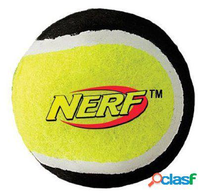 Nerf Dog Stomper Pelota Tennis 30,5Cm Azul/Rojo