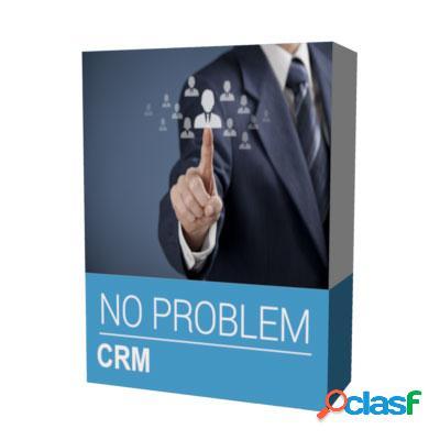No Problem Módulo Atención al cliente Crm, original de la