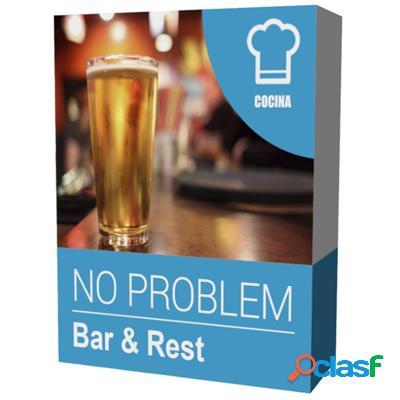 No Problem Módulo Bar&Restaurante Cocina, original de la