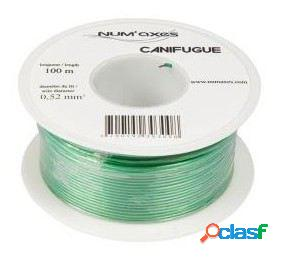 Num'axes Carrete De Cable Antena 0,52Mm L=100 m