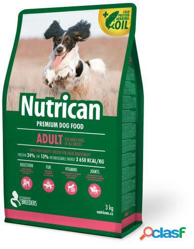 Nutrican Alimento Premium para perros adultos de todas las