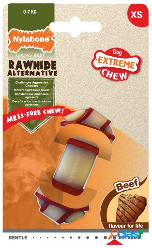 Nylabone Rawhide Knot Bone para Perros 200 GR