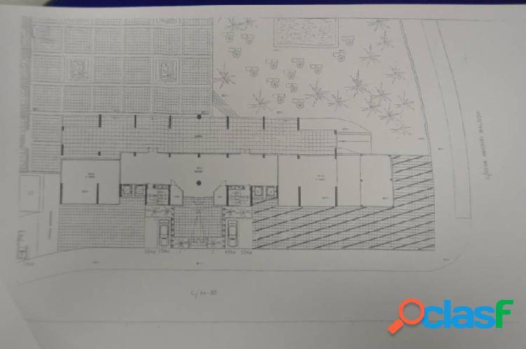 OCASIÓN: LOCAL COMERCIAL DE 171 M2 con 250 M2 DE TERRAZA