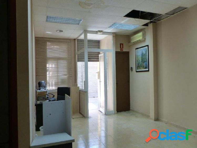 OFICINA TACNICA- COMERCIAL DE 79 m2 BADALONA CENTRO