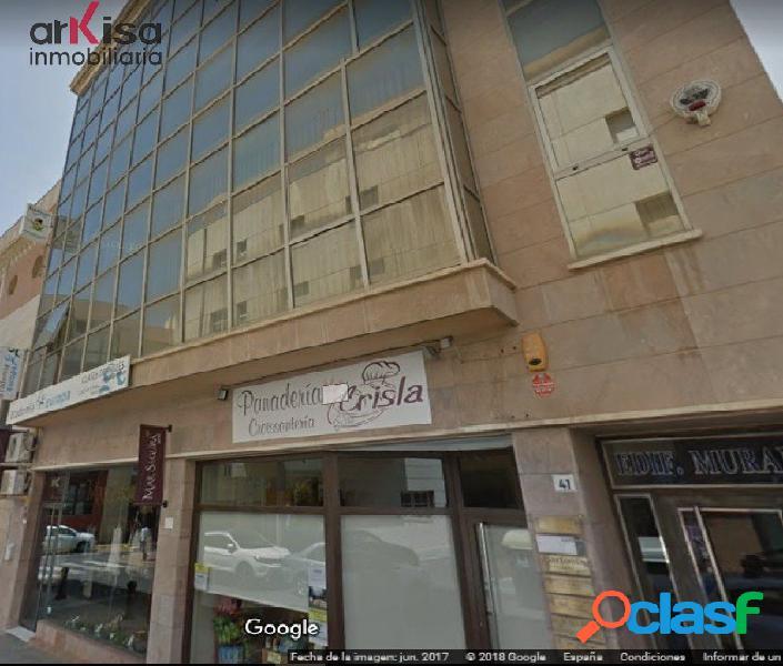 Oficina en alquiler en El Ejido, zona Ejido centro