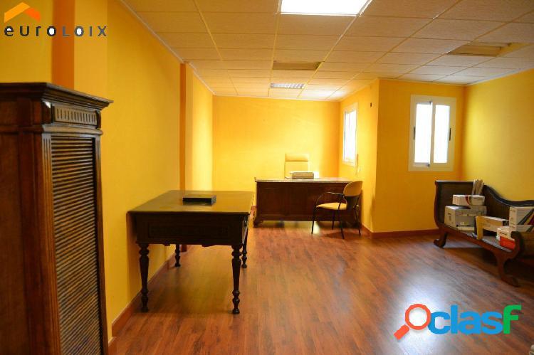 Oportunidad amplia oficina en el centro de Benidorm