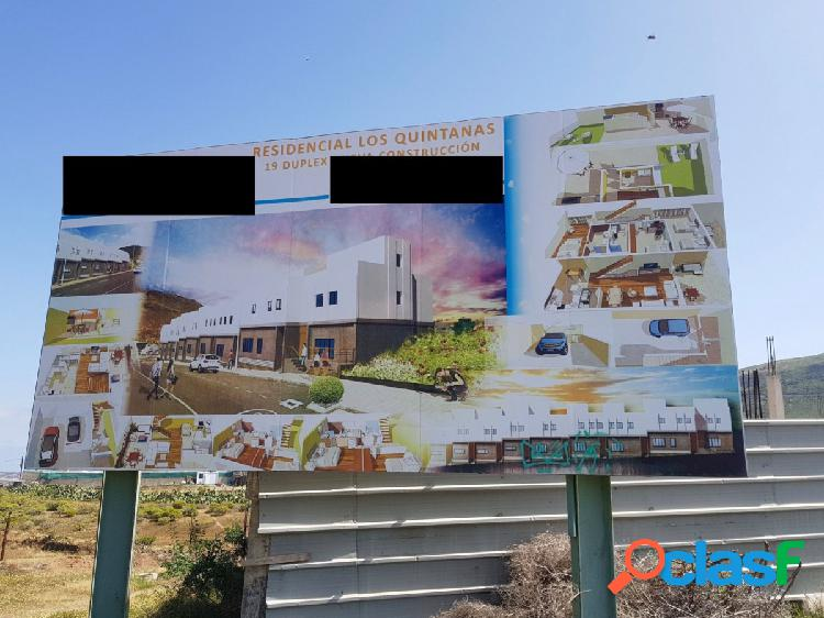 PROMOCIÓN DE DÚPLEX A TERMINAR EN SAN ISIDRO, GALDAR