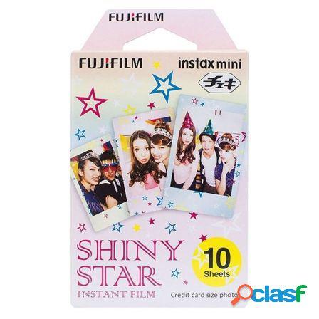 Papel fotografico fujifilm instax mini film star - 10 hojas