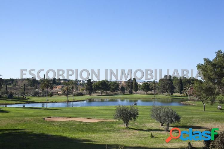 Parcela 1ª linea de golf en Torre en Conill