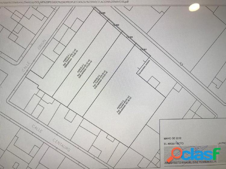 Parcela 100% Urbana lista para construir, El Puerto de Santa