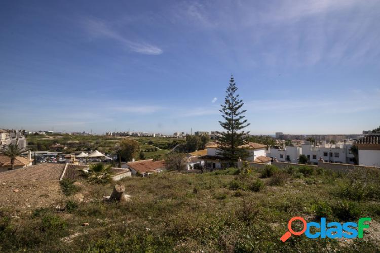 Parcela en la urbanización de Lagarejo!