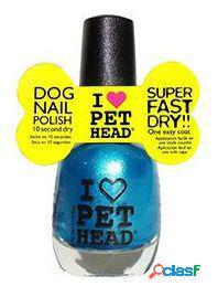 Pet Head Dog Nail Polish Azul/Verde