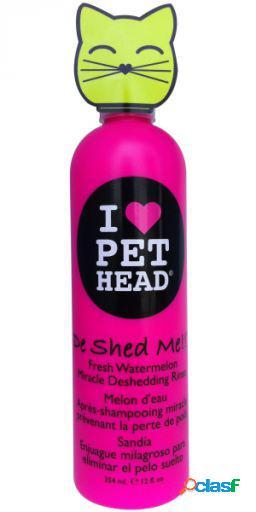 Pet Head Pet Head Cat De Shed Me Rinse Acondicionador Gatos