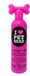 Pet Head Pet Head De Shed Me Rinse 3.79 Litros Watermelon