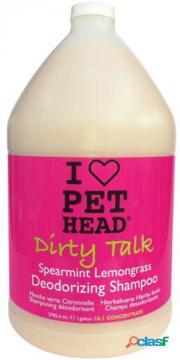 Pet Head Pet Head Dirty Talk 3.79 Litros Spearmint