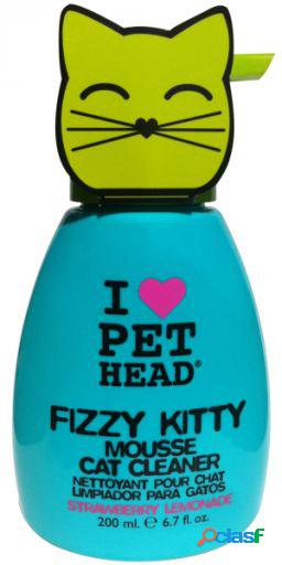 Pet Head Pet Head Fizzy Kitty Mouse Cat Cleaner 190 ml