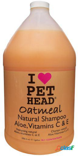 Pet Head Pet Head Oatmeal Shampoo Natural