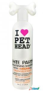 Pet Head Pet Head White Party Champú Abrillantador 354 ml