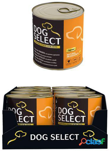 Pet select Dog Select Tartar De Ternera Con Patatas Y