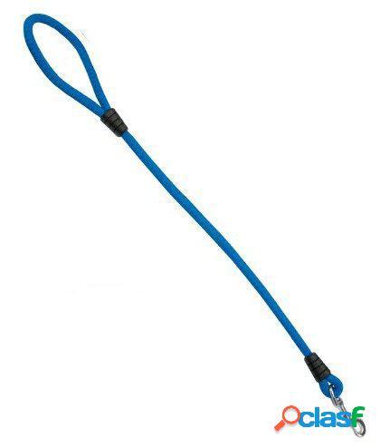 Petpall Ramal Redondo Grueso Mosqueton 80 X 1.2 Cm Azul