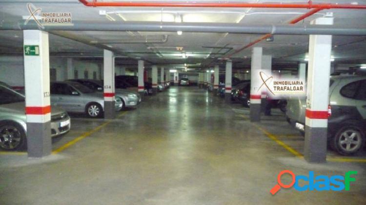 Plaza de garaje en las Ciencias