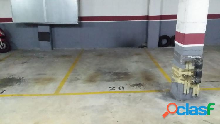 Plaza de parking en venta en zona Estatut