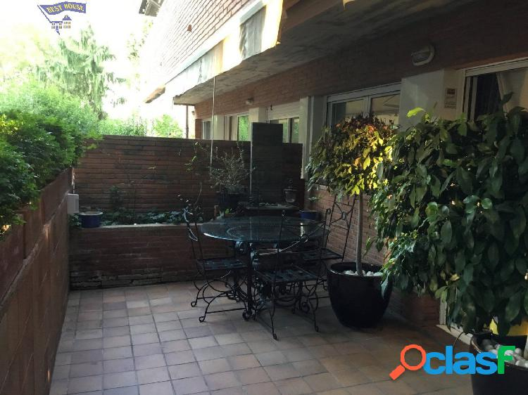 Precioso piso seminuevo, ubicación exclusiva de Sant Cugat