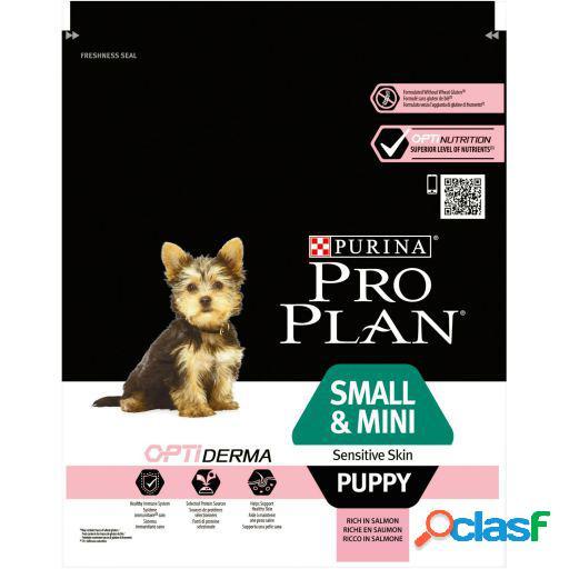 Pro Plan Puppy Piel sensible razas Pequeñas Salmón y Arroz