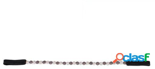 QHP Browband Pearl Pony