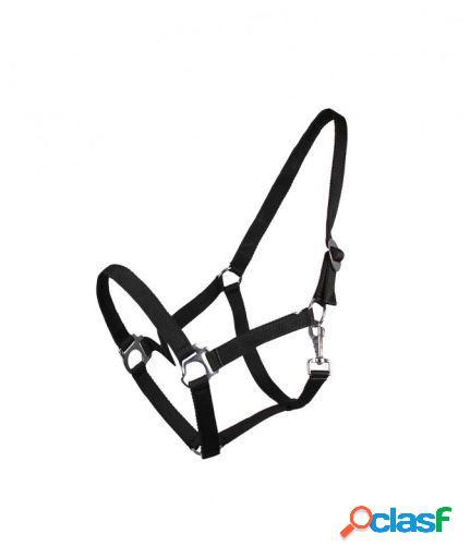 QHP Cabezada Ajustable negro cob