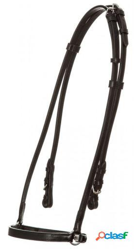 QHP Cabezada icelandic basic negro cob